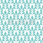 Minimalist Branches Seamless Vector Pattern Design