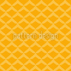 Pineapple Faux Vector Pattern