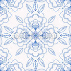 fresh blossom  Pattern Design