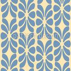 Gestreifte Vintage Tapete Designmuster