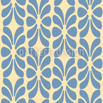 Vintage Striped Wallpaper Design Pattern