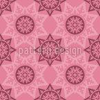 スタリーの装飾 シームレスなベクトルパターン設計