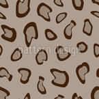 Animal hide Vector Ornament