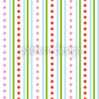 Fresh Feelings Seamless Vector Pattern Design
