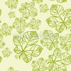 春季 シームレスなベクトルパターン設計