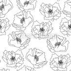 Big poppies Vector Design