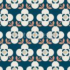 Alles ist verbunden Muster Design