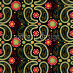 Paisley in the dark Design Pattern