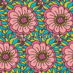 Fresh spring flowers Vector Design