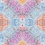 Mosaico pavimento disegni vettoriali senza cuciture