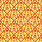 Glass splinter mosaic Seamless Vector Pattern Design