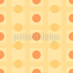 Dezentes Design Nahtloses Vektor Muster