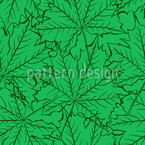Leaves ground Pattern Design