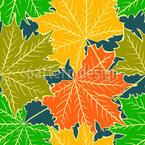 Maple veins Design Pattern