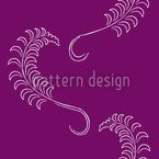 Dolce Farniente Purple Repeat Pattern