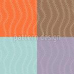 Floral square Pattern Design