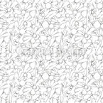 Made out of lines Seamless Vector Pattern Design