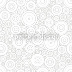 Secession Light Seamless Vector Pattern Design