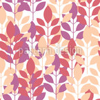 Garden of Nature Vector Ornament