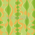 Artsy 70s  Seamless Vector Pattern Design