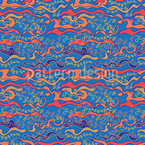 A Sea Of Weed Seamless Pattern