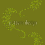 Dolce Farniente Green Pattern Design