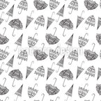 Does It Rain Today Seamless Vector Pattern Design