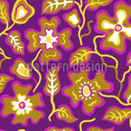 Illumiflor Seamless Vector Pattern Design