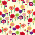 Here Comes Spring Seamless Pattern