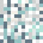 Rostige Pixel Rapportmuster