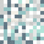 Rusty Pixels Repeat Pattern
