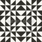 Squares and Rectangulars Seamless Vector Pattern Design