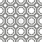 Retro Mosaic Pattern Design