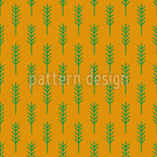 Palm Of Martyr Seamless Vector Pattern