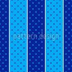 Punkt für Strich Muster Design