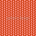 Pointy Waves Repeating Pattern