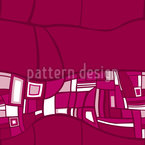 Stilismo Pink Seamless Vector Pattern Design