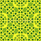 Schillernder arabischer Flair Vektor Design