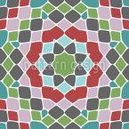 Arabische Mosaik Schönheit Rapport