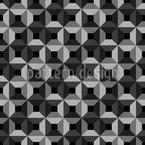 Diagonale Waffeln Nahtloses Vektormuster