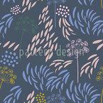 Zarter Blumenmorgen Muster Design