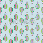 Ornate Balloons Design Pattern