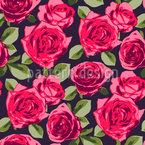 Roses in the Majority Pattern Design