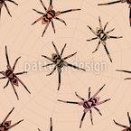 Angst vor Spinnen Designmuster