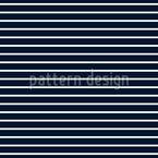 North Sea Stripes Seamless Vector Pattern Design