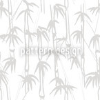 Bamboo Seamless Vector Pattern Design