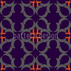 Dekorative Farbpunkte Muster Design
