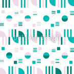 Modernist Repeating Pattern