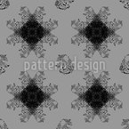 Trippy Leopard Seamless Vector Pattern Design