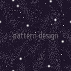 Nightskies Estampado Vectorial Sin Costura